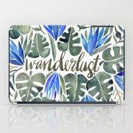Tropical Wanderlust – … iPad Case