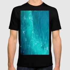 H2Oh, that's cold! Mens Fitted Tee Black SMALL
