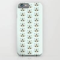 Mint Blossoms iPhone 6 Slim Case