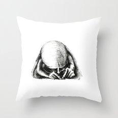 Ant II. Throw Pillow