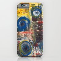 iPhone & iPod Case featuring Abstract Nr. 2 by Studio 13