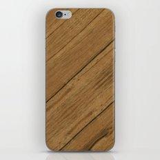 Paldao Wood iPhone & iPod Skin