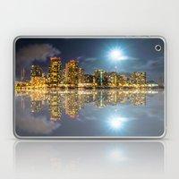 Honolulu City Lights Laptop & iPad Skin