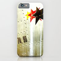 iPhone & iPod Case featuring Germany World Cup by David Curry