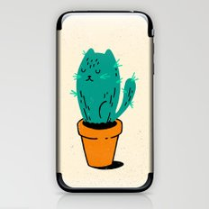 Cat-tus iPhone & iPod Skin