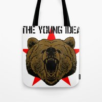 The Young Idea - Grizzly… Tote Bag