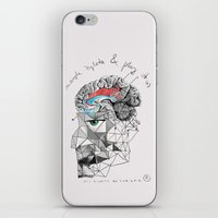 Brainwash iPhone & iPod Skin