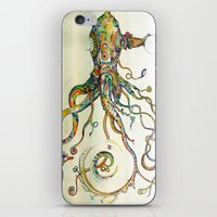The Impossible Specimen iPhone & iPod Skin