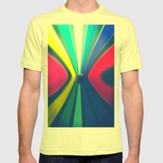 The Inside Mens Fitted Tee Lemon SMALL
