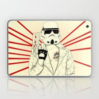 The Troopinator Laptop & iPad Skin
