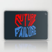 future failure hand lettering Laptop & iPad Skin