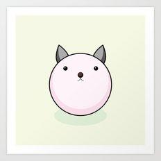 Rabbit Ball - TAMAUSAGI - Art Print