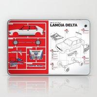 Lancia Delta History Model Kit in the WRC Laptop & iPad Skin