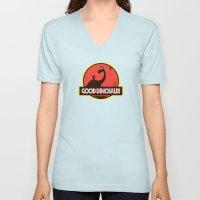 Good Dinosaur Unisex V-Neck