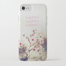 Happy Happy iPhone 7 Slim Case