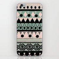 PASTEL NORDIC TRIBAL  iPhone & iPod Skin