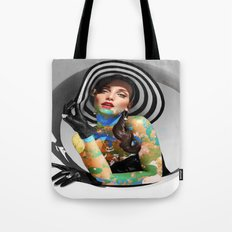 Escape The Colors Tote Bag