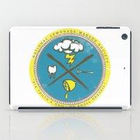 National Lemonade Makers Society Crest iPad Case