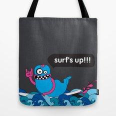 Surf's up!!! Tote Bag