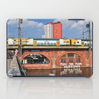 Old storehouse of Berlin  iPad Case