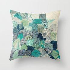 Soulful Nature Throw Pillow