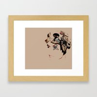 apparatus Framed Art Print