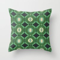 Here Comes Thursday Throw Pillow