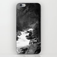 Whiteout Yosemite-2 iPhone & iPod Skin