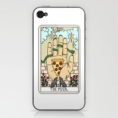 PIZZA READING iPhone & iPod Skin