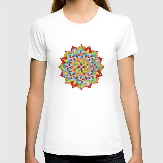 Manchester Mandala T-shirt