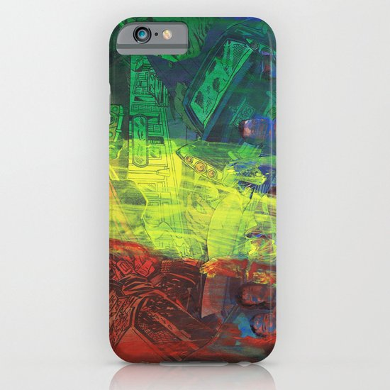 """""""Move Like This"""" by Cap Blackard iPhone & iPod Case"""