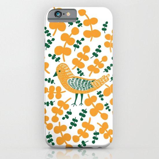 Birdie Bird iPhone & iPod Case