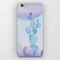LIQUID CACTUS iPhone & iPod Skin
