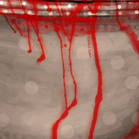 Cup of Blood (detail) Art Print