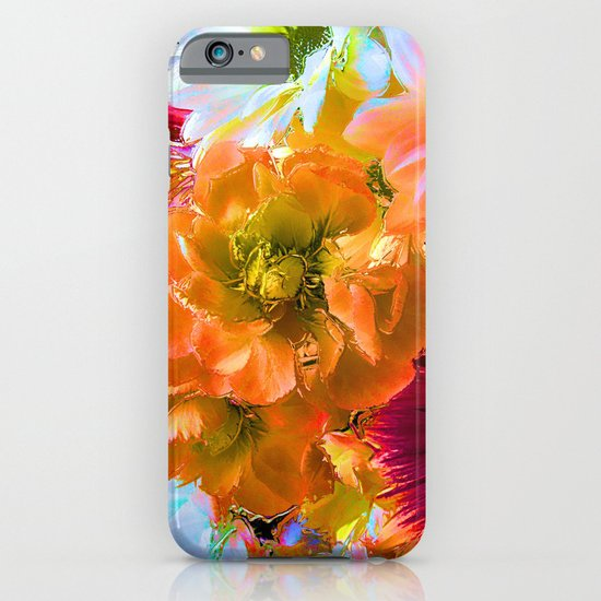 Tropical Coctail iPhone & iPod Case