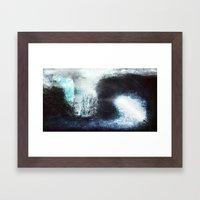 The hideout Framed Art Print