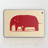 Elephanticus Roomious Laptop & iPad Skin