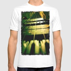 Play Mens Fitted Tee SMALL White