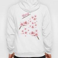 Sky Blossoms Hoody