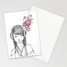 Visualizing Stationery Cards