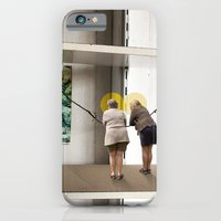 iPhone & iPod Case featuring Face the Future by Antigoni Chryssanthopoulou - inogitna