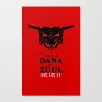Zuul Canvas Print