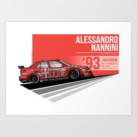 Alessandro Nanni - 1993 … Art Print