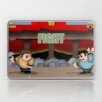 Trek Fight: Chubby Trek Laptop & iPad Skin