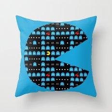 Pac Infinite Throw Pillow