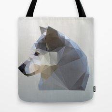 GEO - WINTER FOX Tote Bag