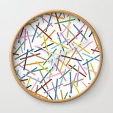 Kerplunk Repeat Wall Clock