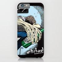 iPhone & iPod Case featuring artist hard at work by mark kowalchuk