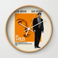 The X-Files as The American Wall Clock