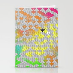 japanese pattern Stationery Cards